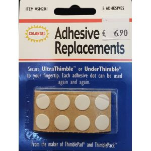 Adhesive replacements, Colonial